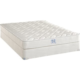 Luxury Series Firm Full Mattress/Boxspring Set