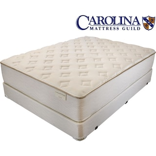 Hotel Supreme Firm King Mattress/Boxspring Set
