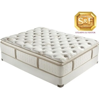 R Series Luxury Firm EPT King Mattress/Boxspring Set