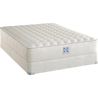 Supreme Firm Queen Mattress/Boxspring Set