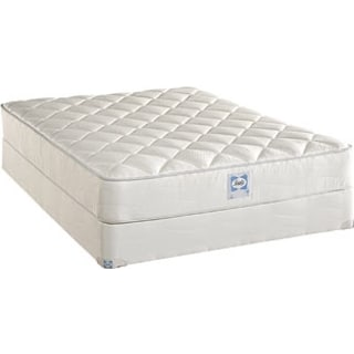 Luxury Series Plush Queen Mattress/Boxspring Set
