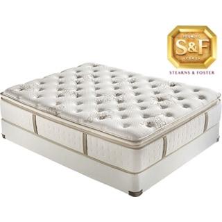 P Series Luxury Firm EPT Full Mattress/Boxspring Set