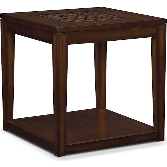Accent and Occasional Furniture - Shannon End Table