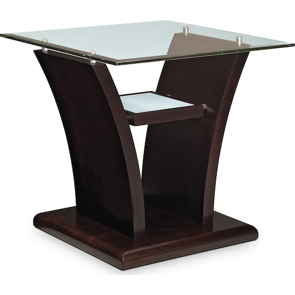 Accent and Occasional Furniture - Carrera End Table