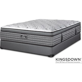 Kingsdown Essence Twin Mattress/Boxspring Set