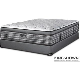 Kingsdown Essence Queen Mattress/Boxspring Set