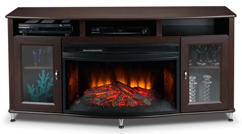 kitchener fireplace credenza java furniture ca kitchen furniture meghomes kitchener surplus discount