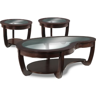 Kitson 3 Pc. Table Set