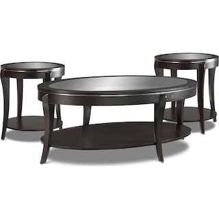 Taurus 3 Pc. Table Set