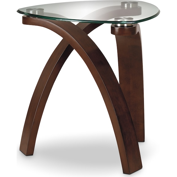 Accent and Occasional Furniture - Delaney End Table