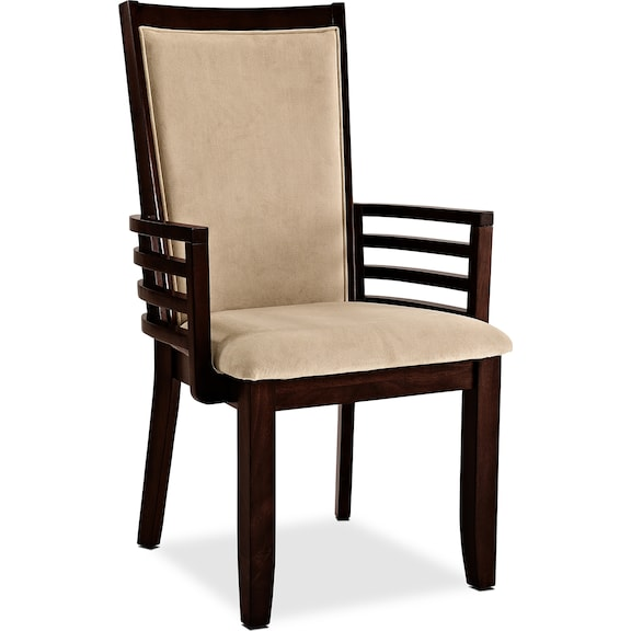 Dining Room Furniture - Costa Camel Arm Chair