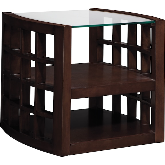 Accent and Occasional Furniture - Tobin End Table