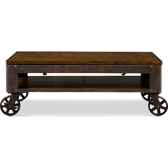 Accent and Occasional Furniture - Erie Lift-Top Cocktail Table