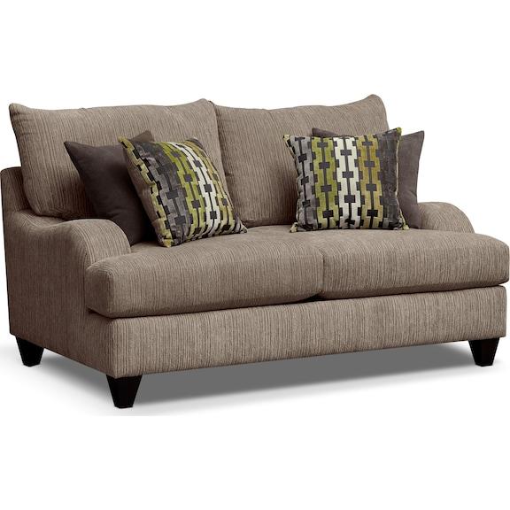Living Room Furniture - Hollister Loveseat