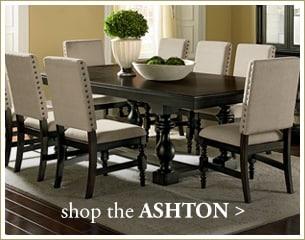 Shop the Ashton dining room