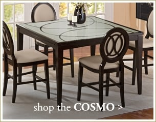 Shop the Cosmo dining room