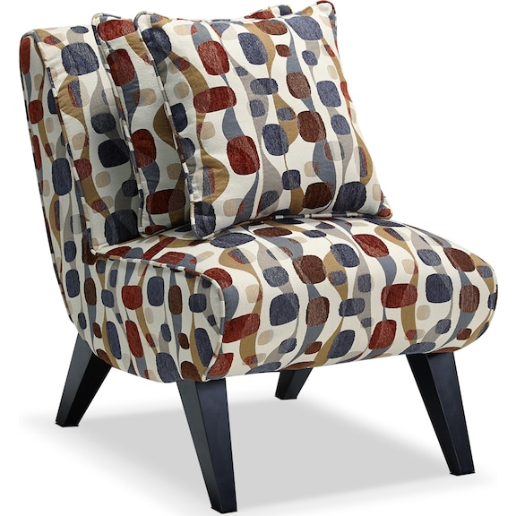 Living Room Furniture - Perry Accent Chair