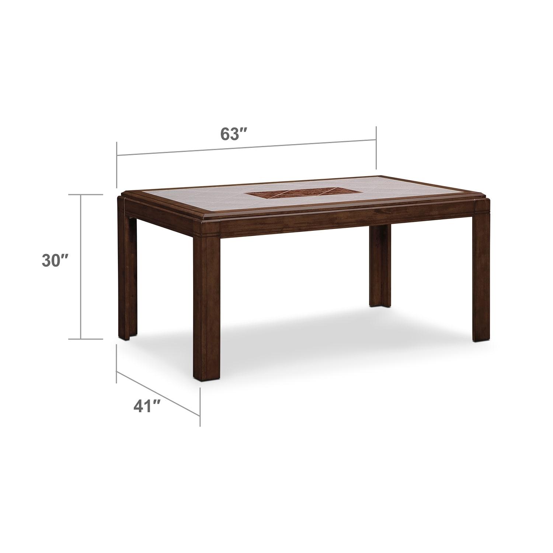 Dining Room Furniture - Hillsboro Table