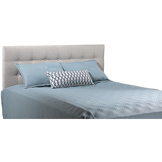 Horizon Beige Full Headboard