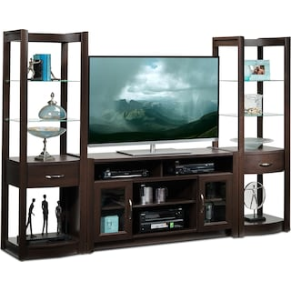 Manning 3 Pc. Entertainment Wall Unit