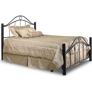 Martens Twin Bed - Ebony