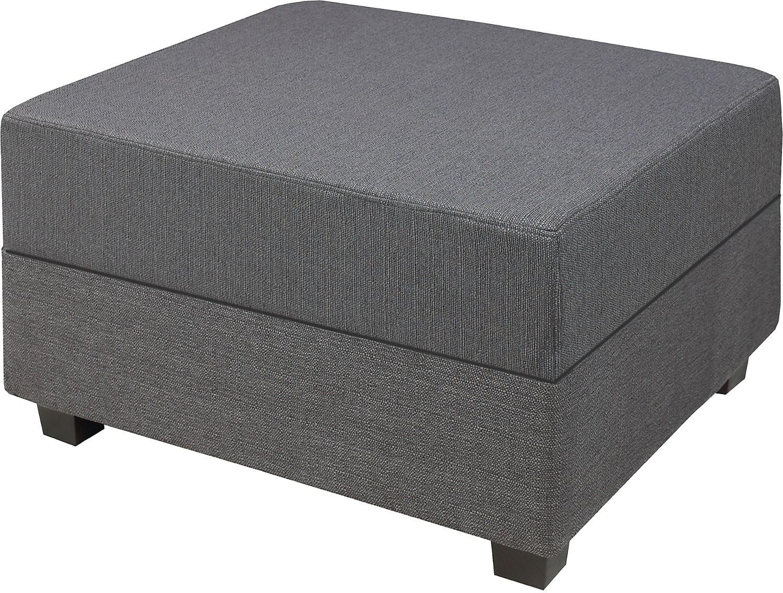 Living Room Furniture - Tipton Ottoman