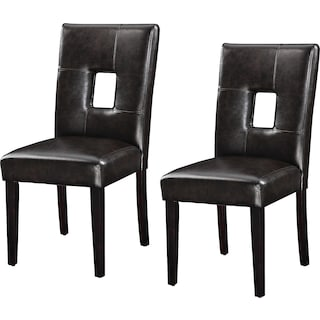 Bowden Brown 2-Pack Dining Chairs