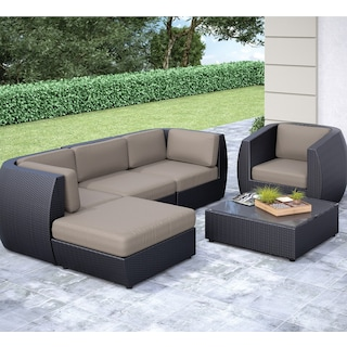Penzance 6-Piece Patio Set