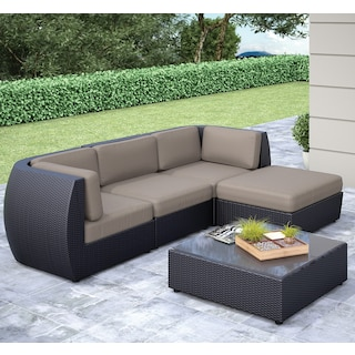 Penzance 5-Piece Patio Set