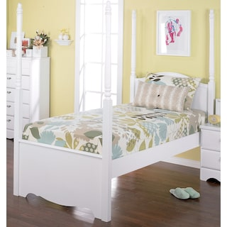 Eastleigh Twin Canopy Bed