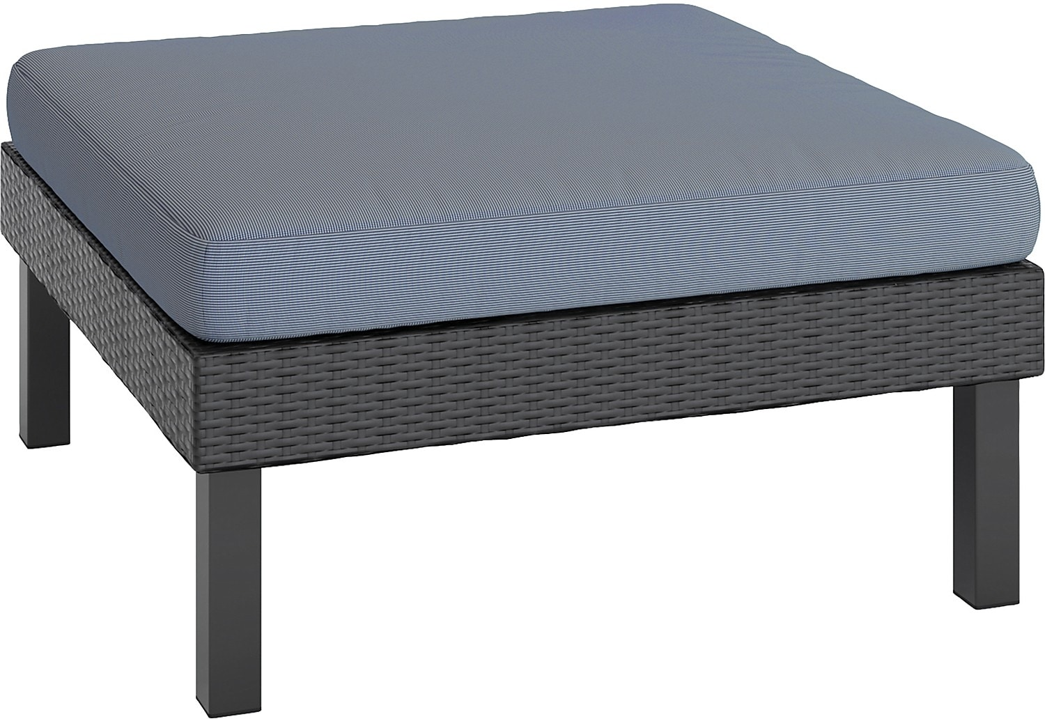 Outdoor Furniture - Oceanside Patio Ottoman