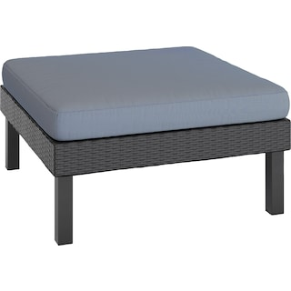 Oceanside Patio Ottoman
