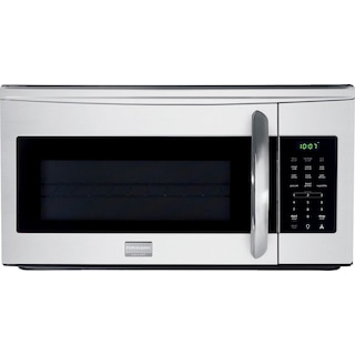 Frigidaire 1.7 Cu. Ft. Over-the-Range Microwave – Stainless Steel
