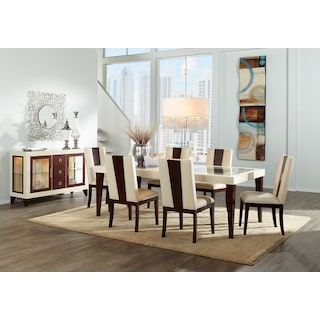 Tadley 8-Piece Dining Package