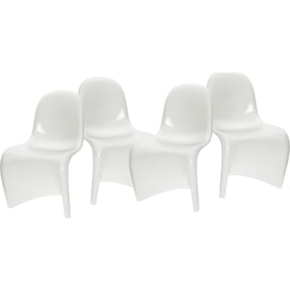 Thirsk 4-Pack Patio Dining Chairs