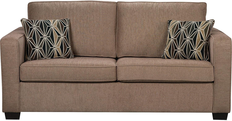 Living Room Furniture - Filton Sofa - Oak