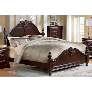 Abbeydale Queen Bed
