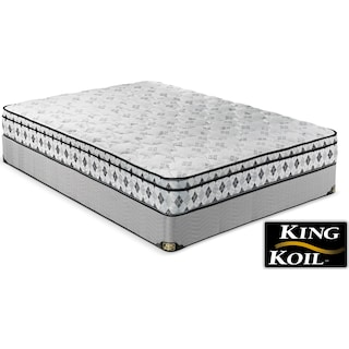 King Koil Blissful Sleep Twin Mattress/Boxspring Set