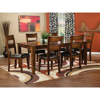Cormack 8-Piece Dining Package