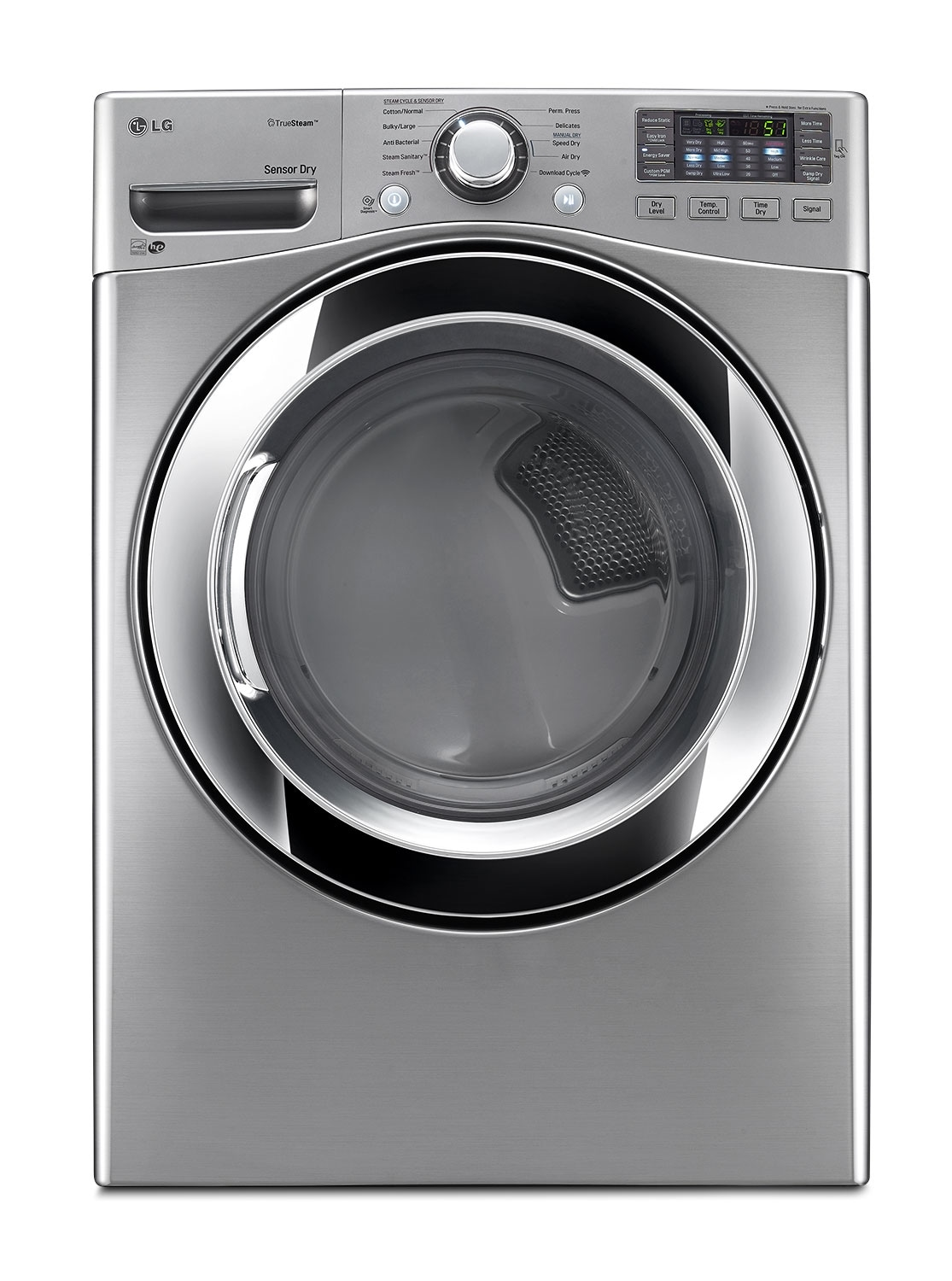 Washers and Dryers - LG Appliances Electric Dryer (7.4 Cu. Ft.)