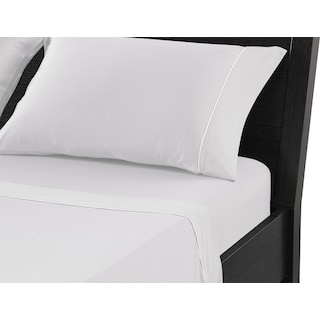 Blackburn 4-Piece King Sheet Set