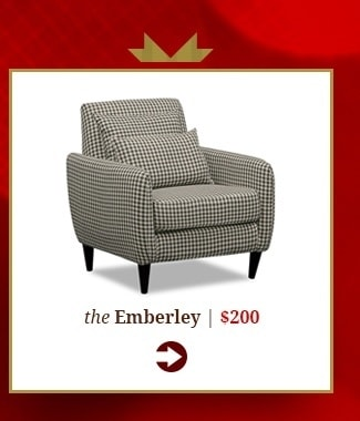 Emberley Accent Chair