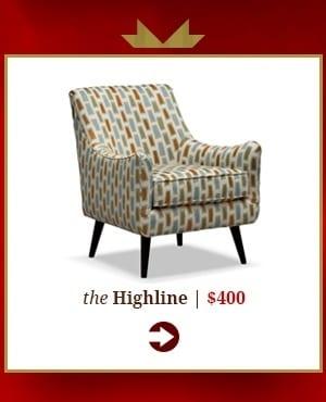 Highline Accent Chair