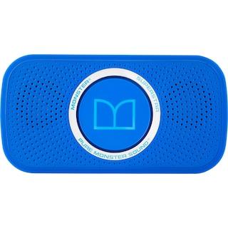 Monster® SuperStar™ High Definition Portable Bluetooth® Speaker – Blue