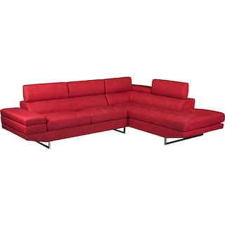Warwick Right-Facing Chaise Sectional