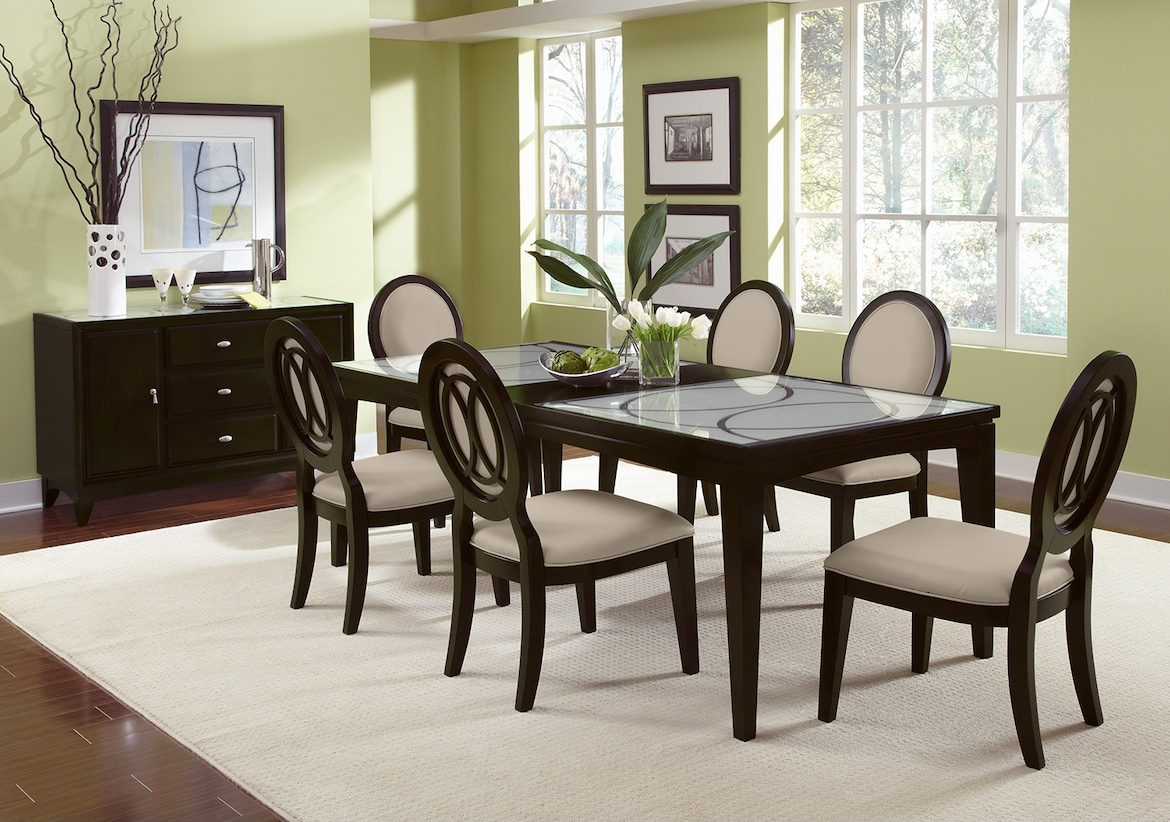 Dining Room Furniture - The Stewart Collection - Table