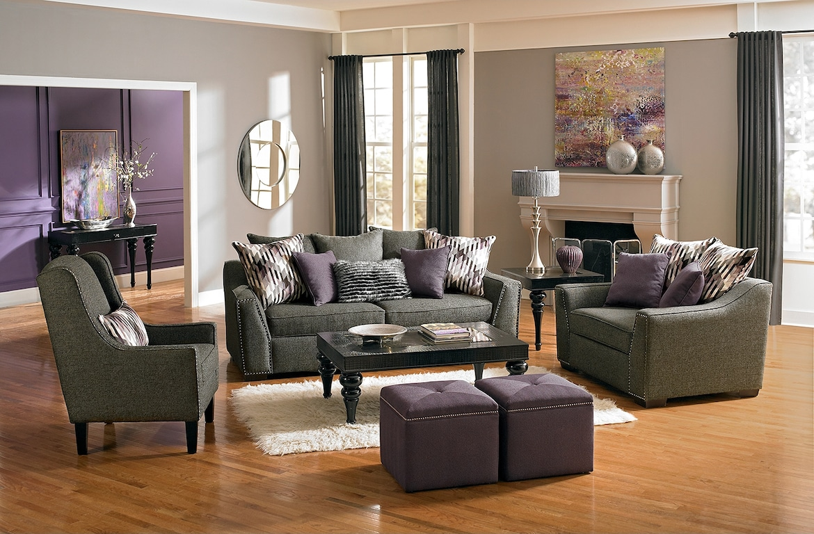 Living Room Furniture - The Caterina Collection - Sofa