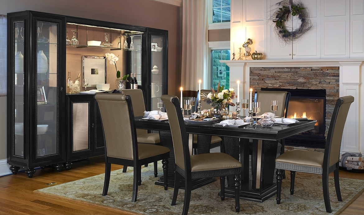 Dining Room Furniture - The Astoria Collection - Table