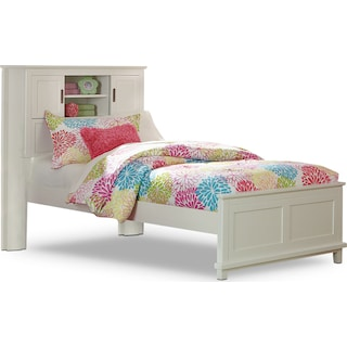 Bingham Twin Bookcase Bed