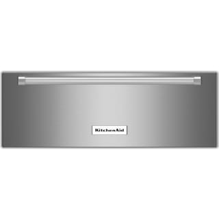 KitchenAid 27'' Slow-Cook Warming Drawer – KOWT107ESS